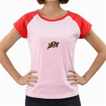 Navy Midshipmen -  Women s Cap Sleeve T-Shirt