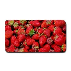 Strawberries Berries Fruit Medium Bar Mats