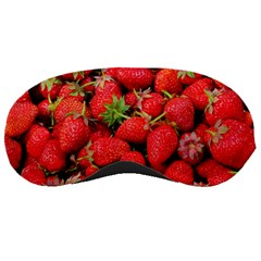 Strawberries Berries Fruit Sleeping Masks