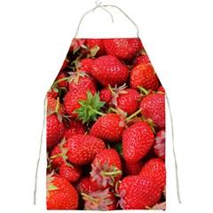 Strawberries Berries Fruit Full Print Aprons