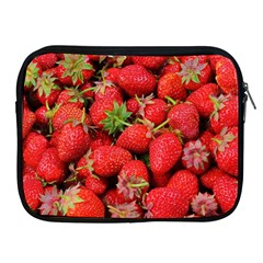 Strawberries Berries Fruit Apple Ipad 2/3/4 Zipper Cases