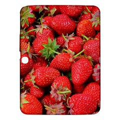 Strawberries Berries Fruit Samsung Galaxy Tab 3 (10 1 ) P5200 Hardshell Case