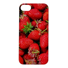 Strawberries Berries Fruit Apple Iphone 5s/ Se Hardshell Case