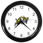 Navy Midshipmen -  Wall Clock (Black)