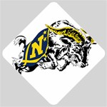 Navy Midshipmen -  Car Window Sign