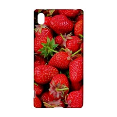 Strawberries Berries Fruit Sony Xperia Z3+ by Nexatart