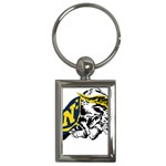 Navy Midshipmen -  Key Chain (Rectangle)