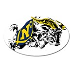 Navy Midshipmen -  Magnet (Oval)