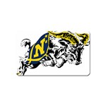 Navy Midshipmen -  Magnet (Name Card)