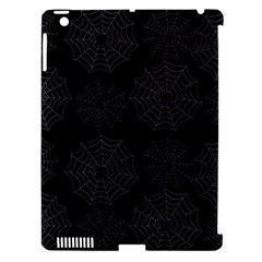 Spider Web Apple Ipad 3/4 Hardshell Case (compatible With Smart Cover) by Valentinaart