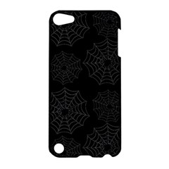 Spider Web Apple Ipod Touch 5 Hardshell Case by Valentinaart
