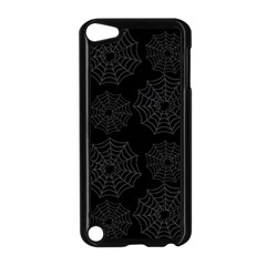 Spider Web Apple Ipod Touch 5 Case (black) by Valentinaart