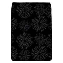 Spider Web Flap Covers (l)  by Valentinaart