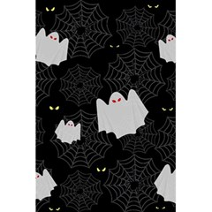 Spider Web And Ghosts Pattern 5 5  X 8 5  Notebooks by Valentinaart