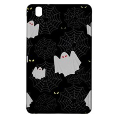 Spider Web And Ghosts Pattern Samsung Galaxy Tab Pro 8 4 Hardshell Case by Valentinaart