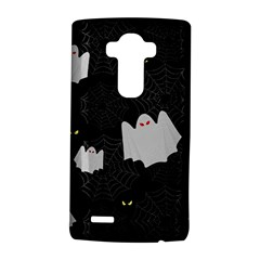 Spider Web And Ghosts Pattern Lg G4 Hardshell Case by Valentinaart
