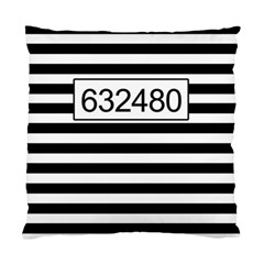 Prison  Standard Cushion Case (two Sides) by Valentinaart
