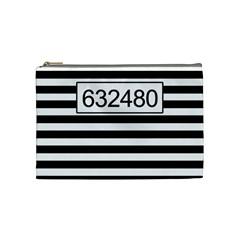 Prison  Cosmetic Bag (medium)  by Valentinaart