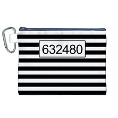 Prison  Canvas Cosmetic Bag (xl) by Valentinaart
