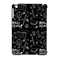 Back To School Apple Ipad Mini Hardshell Case (compatible With Smart Cover) by Valentinaart