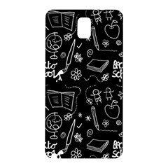 Back To School Samsung Galaxy Note 3 N9005 Hardshell Back Case