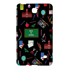 Back To School Samsung Galaxy Tab 4 (7 ) Hardshell Case  by Valentinaart