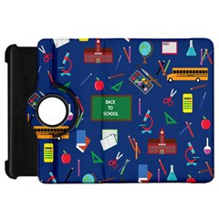 Back To School Kindle Fire Hd 7  by Valentinaart