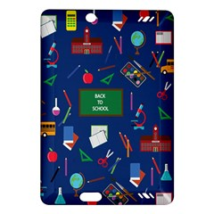 Back To School Amazon Kindle Fire Hd (2013) Hardshell Case by Valentinaart