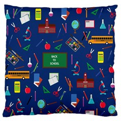 Back To School Standard Flano Cushion Case (one Side) by Valentinaart