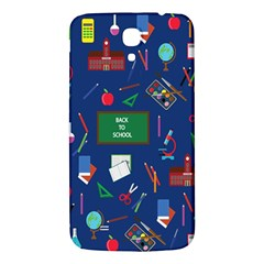Back To School Samsung Galaxy Mega I9200 Hardshell Back Case by Valentinaart
