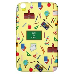 Back To School Samsung Galaxy Tab 3 (8 ) T3100 Hardshell Case  by Valentinaart