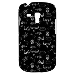Skeleton Pattern Galaxy S3 Mini by Valentinaart