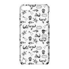 Skeleton Pattern Apple Ipod Touch 5 Hardshell Case With Stand by Valentinaart