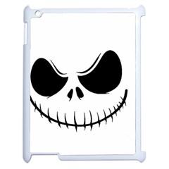 Halloween Apple Ipad 2 Case (white) by Valentinaart