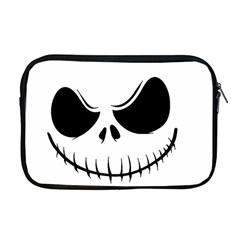 Halloween Apple Macbook Pro 17  Zipper Case by Valentinaart