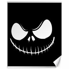 Halloween Canvas 11  X 14   by Valentinaart