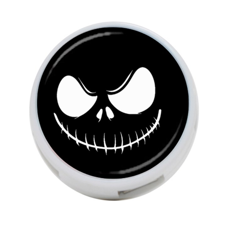 Halloween 4-Port USB Hub (Two Sides)