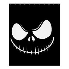 Halloween Shower Curtain 60  X 72  (medium)  by Valentinaart