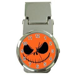 Halloween Money Clip Watches by Valentinaart