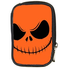 Halloween Compact Camera Cases by Valentinaart