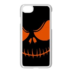 Halloween Apple Iphone 7 Seamless Case (white) by Valentinaart