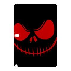 Halloween Samsung Galaxy Tab Pro 12 2 Hardshell Case by Valentinaart