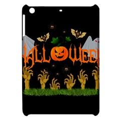 Halloween Apple Ipad Mini Hardshell Case by Valentinaart