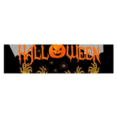 Halloween Satin Scarf (oblong) by Valentinaart
