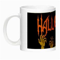 Halloween Night Luminous Mugs by Valentinaart