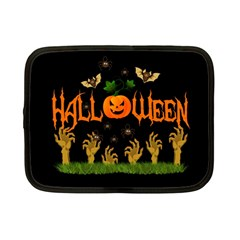 Halloween Netbook Case (small)