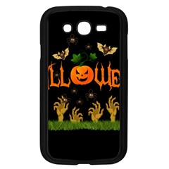 Halloween Samsung Galaxy Grand Duos I9082 Case (black) by Valentinaart