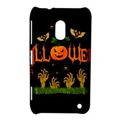 Halloween Nokia Lumia 620 by Valentinaart