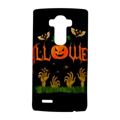 Halloween Lg G4 Hardshell Case by Valentinaart