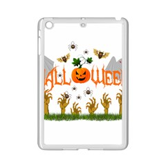 Halloween Ipad Mini 2 Enamel Coated Cases by Valentinaart